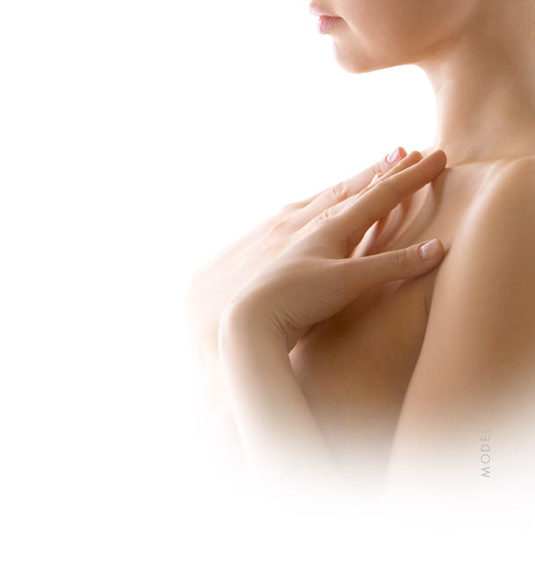 model breast augmentation recovery